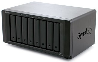 Synology Network Attached Storage Array